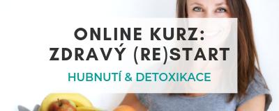 """""""Zdravý (Re)start"""" Hubnutí & detox"""