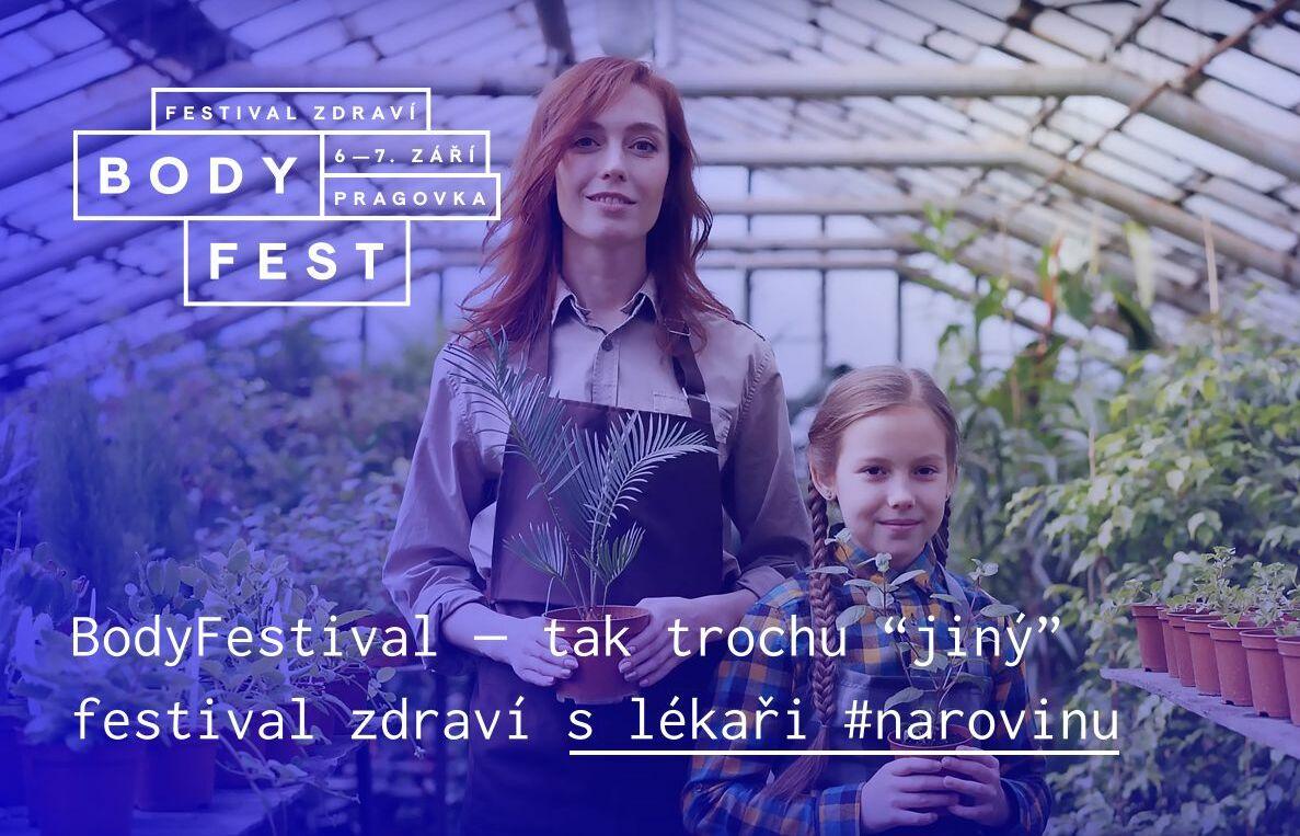 """Tak trochu """"jiný"""" festival zdraví"""